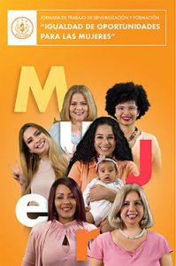 Afiche de Igualdad de Oportunidades para las Mujeres