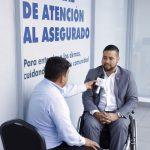 Entrevista a Directivo, persona con discapacidad