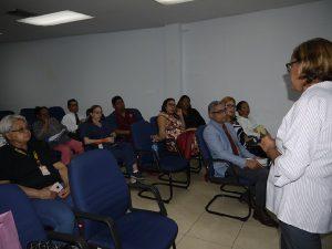 Funcionarios de Panamá Oeste presentes en la Capacitación de Discapacidad