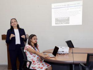 presentacion de representante de la OPS y OMS sobre prevencion y rehabilitacion de la discapacidad